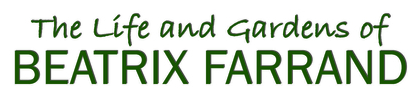 Beatrix Farrand Documentary Logo