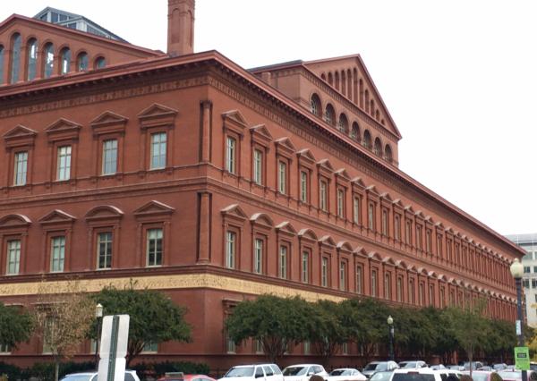 National Building Museum, Washington D.C